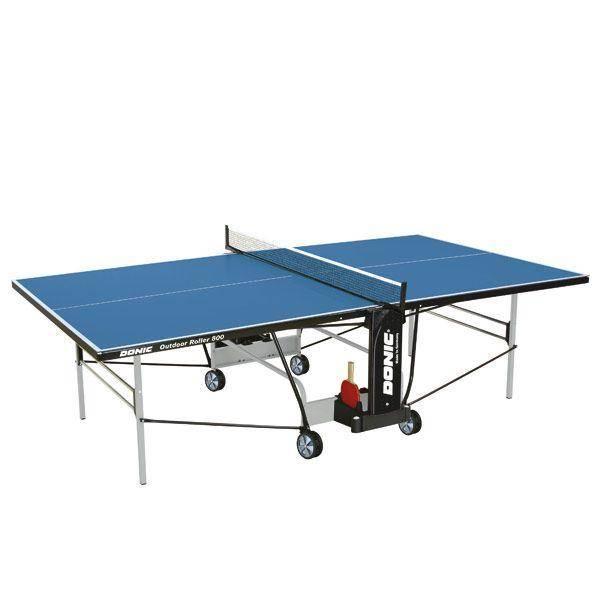 Теннисный стол Donic Outdoor Roller 800-5 (всепогодный)