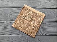 Упаковка для бургеров 66Ф 1000 шт
