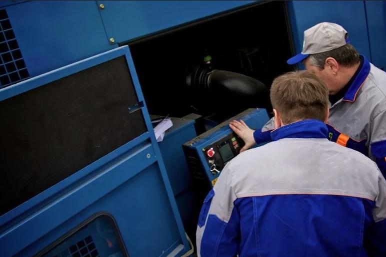 Техническое обслуживание дизельных и газовых генераторов