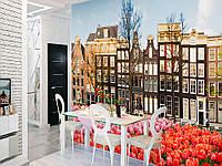 """Флизелиновые Фотообои """"Амстердам (1002365)"""" от производителя за 1 день. Любая картинка и размер. ЭКО-обои"""
