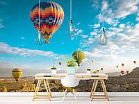 """Флизелиновые Фотообои """"Воздушные шары (1002365)"""" от производителя за 1 день. Любая картинка и размер. ЭКО-обои"""