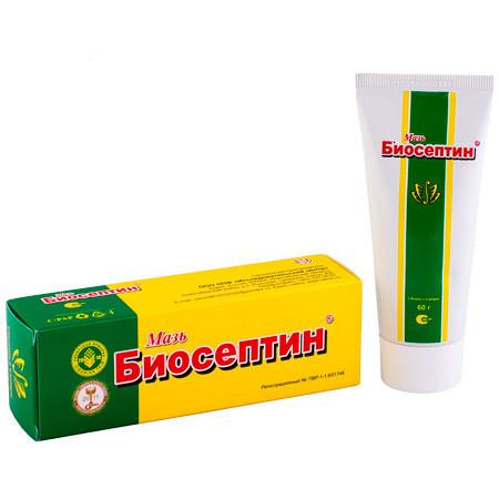 Биосептин (мазь 60 г)