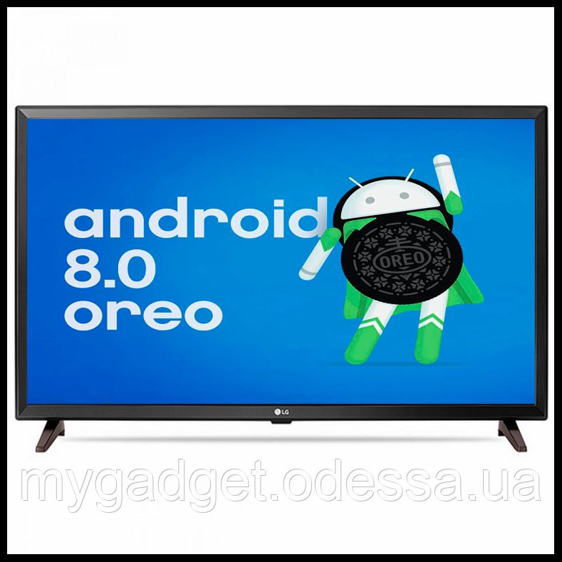 "Телевизор LG 32"" SmartTV Android 8.0 | WiFi | HD Ready | T2"