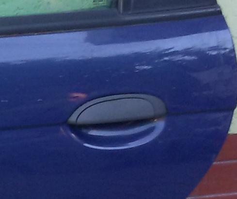 Ручка двери внешняя Renault Scenic Megane