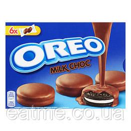 Oreo Milk Choc Шоколадное печенье с двойной сливочной начинкой в молочном  шоколаде