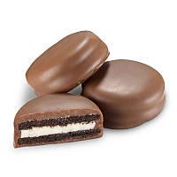 Oreo Milk Choc Шоколадное печенье с двойной сливочной начинкой в белом шоколаде, фото 2