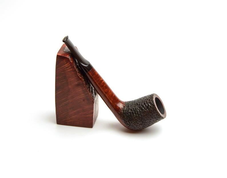 Трубка классической формы Canadian из Итальянского бриара высокого качества прямоток