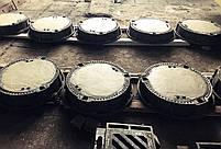 Крупногабаритное металлическое литье, фото 2