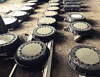Крупногабаритное металлическое литье, фото 3