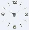Настенные 3D часы от 60 до 90 см (ZH528-S), фото 2