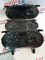 Щиток приборов Спидометр Панель приборов Рено Мастер  Renault Master Opel Movano Опель Мовано 2003-2010