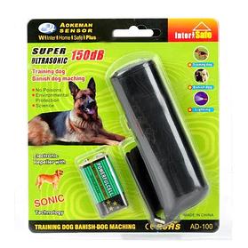 Відлякувач собак AD100, Ультразвуковий відлякувач собак, Кишеньковий відлякувач собак