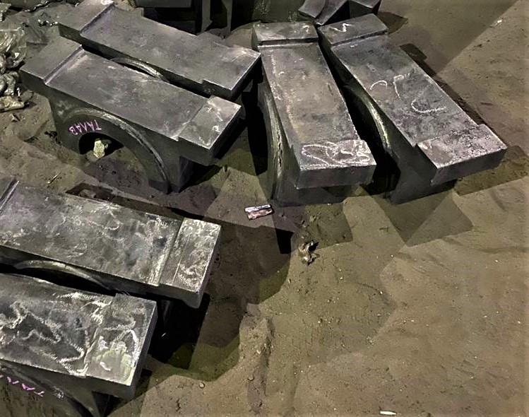 Литье металла: Серый чугун