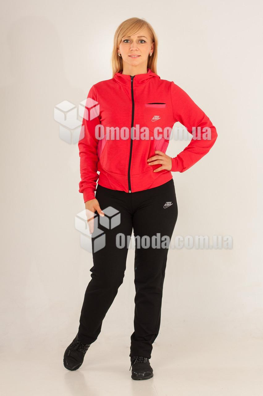6926bc2b Женский красный спортивный костюм в стиле Nike - Интернет-магазин «Omoda» в  Киеве