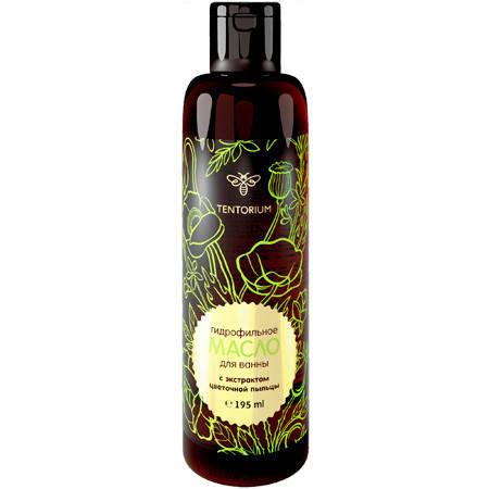 Гідрофільна олія для ванни з екстрактом квіткового пилку (195 мл), фото 2