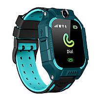 Часы детские с GPS трекером Setracker2 смарт часы Q19 с камерой