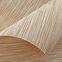 Тканевая ролета натуральная ткань цвет Pine 5102