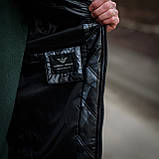 Чоловіча демісезонна куртка Giorgio Armani, сірого кольору, фото 3
