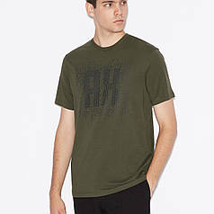 Мужская футболка Armani Exchange Khaki S