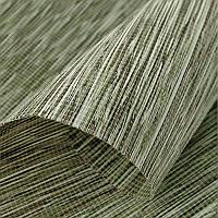 Тканевая ролета натуральная ткань цвет Green 5104, фото 1