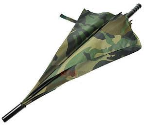 Зонт камуфлированный MilTec Woodland 10636020, фото 2