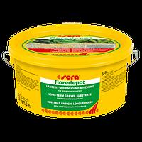 Sera Floredepot субстрат под основной грунт для растений, 2,4 кг