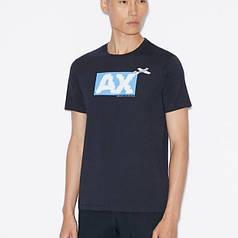 Мужская футболка Armani Exchange Navy S