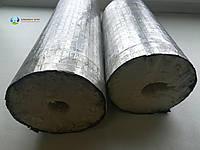 Скорлупа из пенополиуретана с фольгоизолом D 32мм, толщина 37 мм