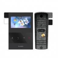 Комплект видеодомофона Slinex SQ-04 + вызывная панель Slinex ML-16HR