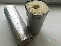 Теплоізоляційна шкаралупа з пінополіуретану з фольгоизолом D 38 мм, товщина 38 мм, фото 1