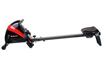 Гребной тренажер Hop-Sport HS-030R Boost красный