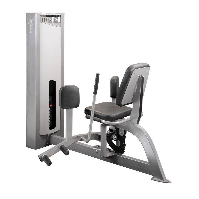 X115 Тренажер для приводящих мышц бедра