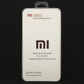 Защитное стекло для Xiaomi Redmi Note 4 / Note 4 Pro полноэкранное белое box