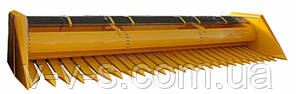 Жатка для прибирання соняшнику ЖНС-7,4 аналог Zaffrani