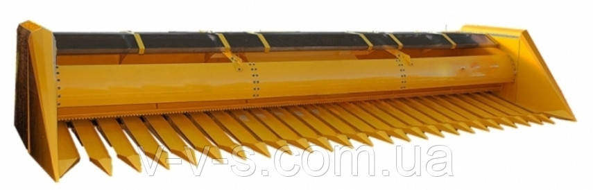 Жатка для уборки подсолнечника ЖНС-7,4 аналог Zaffrani