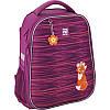 Рюкзак школьный каркасный ортопедический Kite Education Fox K20-531M-3