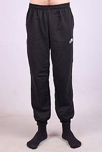 Спортивные брюки мужские  Nike SB01-1. Чёрные. Размер 66