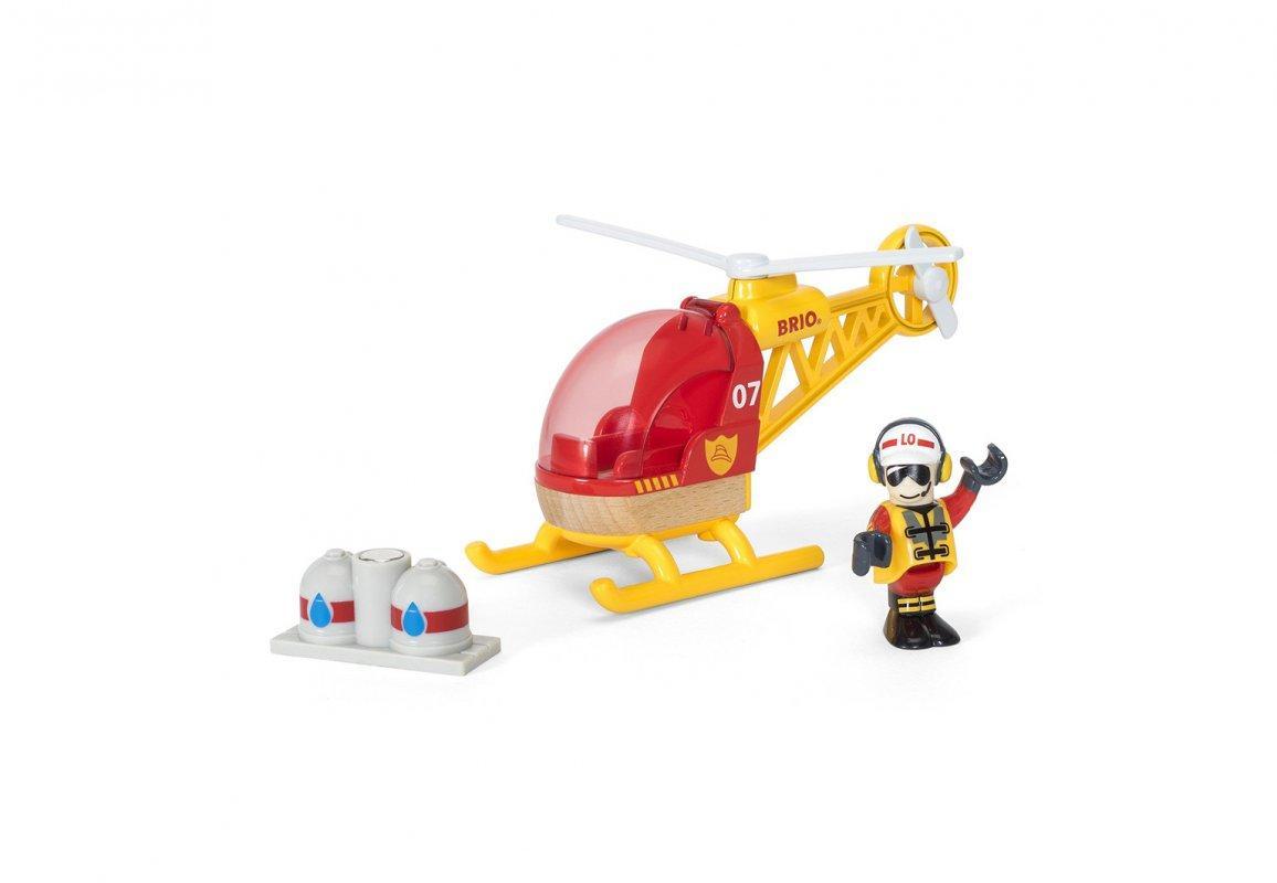 BRIO Спасательный вертолет 33797