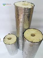 ППУ сегмент из пенополиуретана, с фольгопергамином, D159мм, толщина 40мм, фото 1