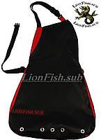 Сумка Нагрудная LionFish.sub для Морепродуктов и Раков (МАЛАЯ; Карман Справа); Питомза ПВХ, фото 1