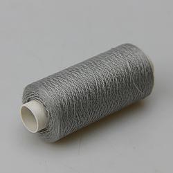Нитки швейные 40/2 Kiwi 400 ярдов тон 368 светло-серый