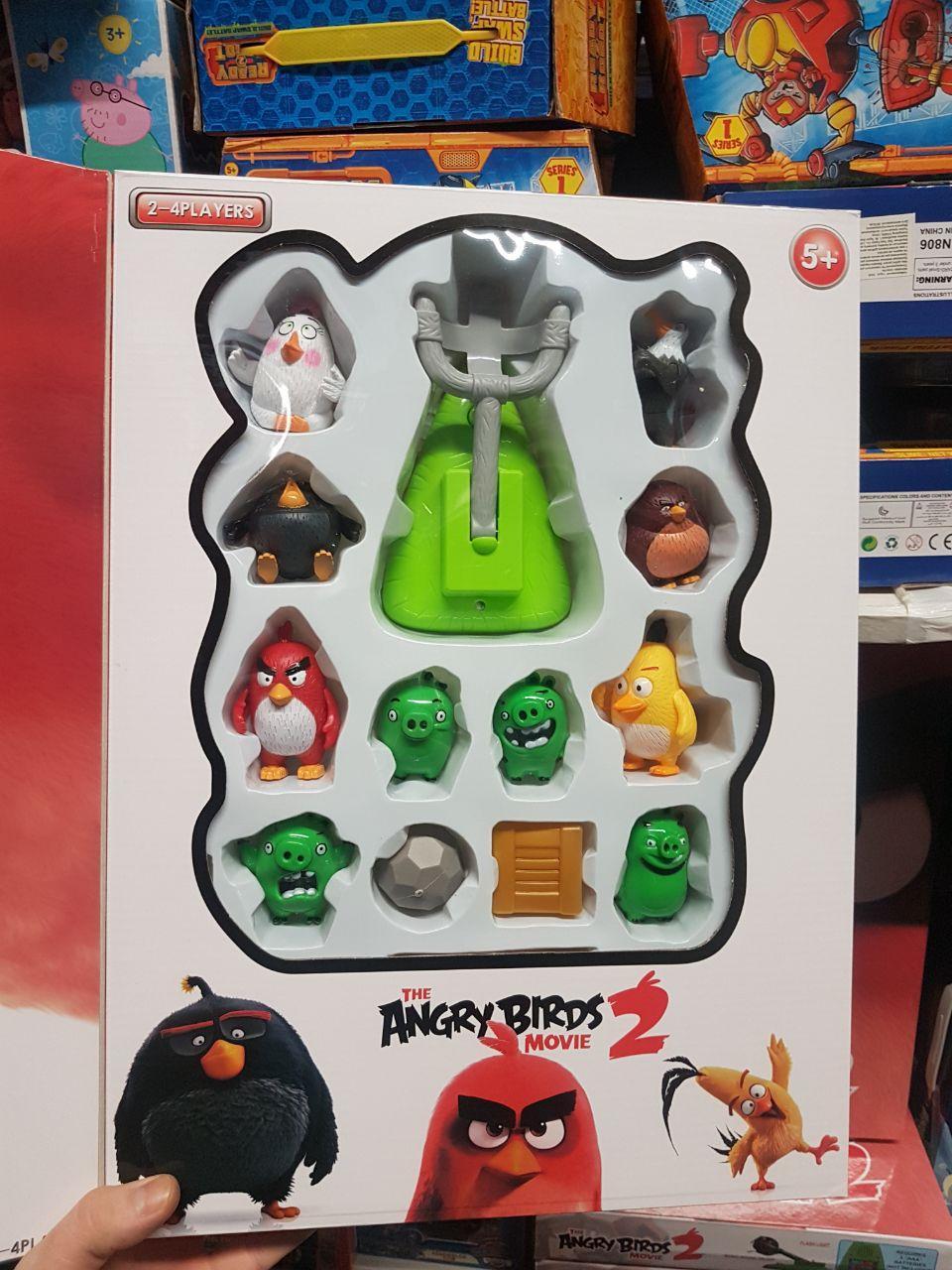 """Настольная игра Angry Birds Енгри Бердс """"Злые птицы"""" 2178"""