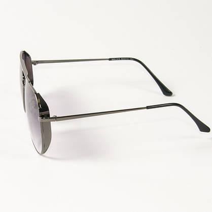 Оптом солнцезащитные очки авиаторы (арт. B80-315/2) фиолетовые, фото 2