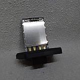 Резистор сопротивление вентилятора печик Сенс, Ланос 96247452, фото 4