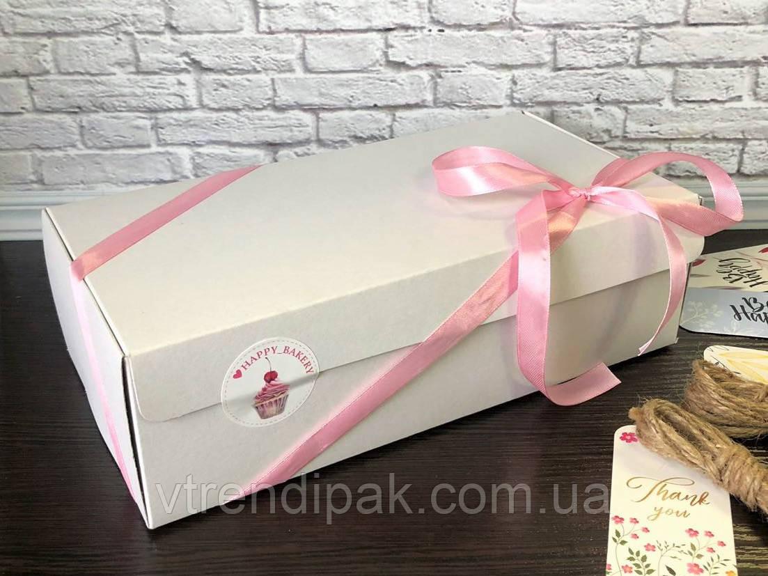 Самозбірна коробка 270*135*80 біла