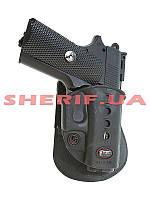 Кобура поясная Fobus Roto holster, Glock 17/19 (вращающаяся) GL-2 ND RT (3762)