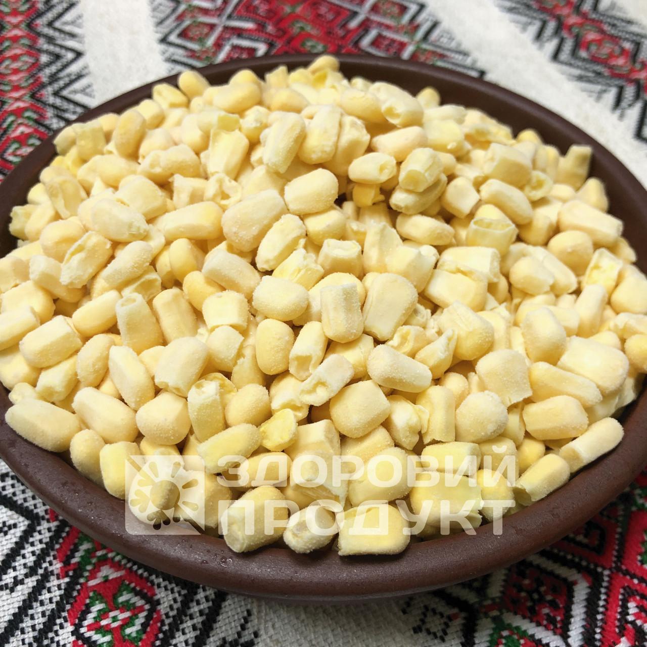 Кукуруза суперсладкая замороженная (Украина)