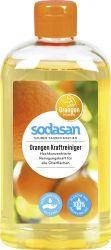 Органический универсальный моющий концентрат-антижир Sodasan Orange 0.5 л