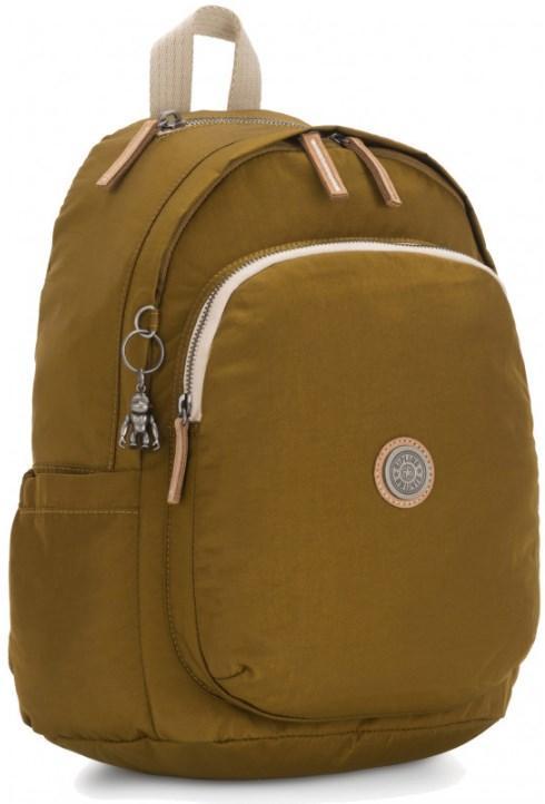 Городской рюкзак Kipling Edgeland Plus на 16 л коричневый
