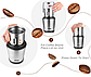 Кофемолка гриндер мощная для специй и кофе 300Вт 100г DSP KA3036 нержавейка, фото 10